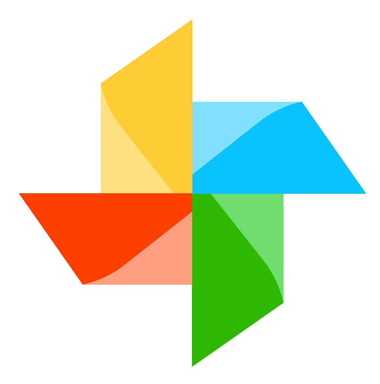 """Logotipo del trabajo de investigación de """"eCapaz"""" sobre Parques Infantiles Accesibles, un molinillo de colores. Autoría eCapaz."""
