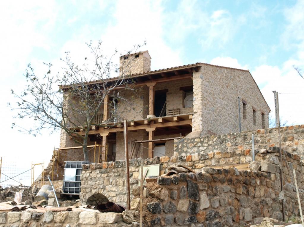 Rehabilitación de viviendas unifamiliares